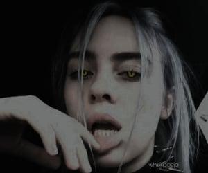 billie, dark, and edgy image