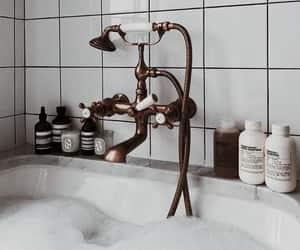 bath, home, and interior image