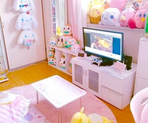 kids rooms, girls rooms, and pink rooms image