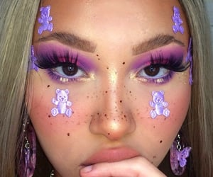 purple, aesthetic, and beauty image