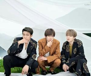kpop, min yoongi, and v image