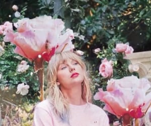 lover, Taylor Swift, and flowers image