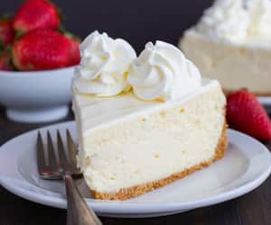 sweet, cake, and cheesecake image