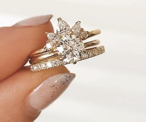 gioielli, jewelry, and rings image