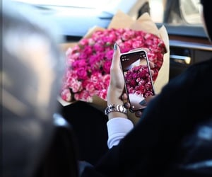 flowers, heart, and luxury image