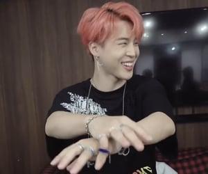 idol, kpop, and pink hair image