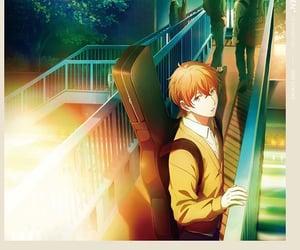 anime, given, and mafuyu image