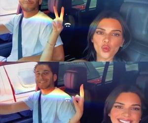 "Kendall Jenner (fan page) on Instagram: ""Cuties i love them sm! 😍@kendalljenner @yourboyfai"""