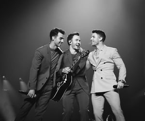brothers, happiness, and jonas image