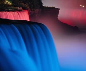beautiful, niagara falls, and waterfall image