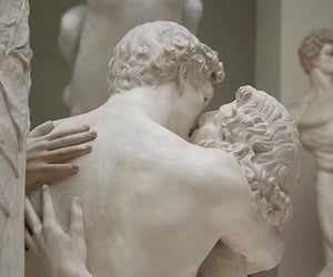 art, kiss, and museum image