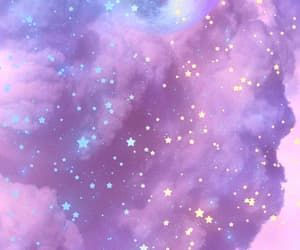 background, beauty, and purple+blue+yellow+pink image