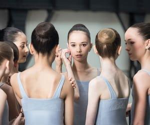 ballerina, ballet, and girls image