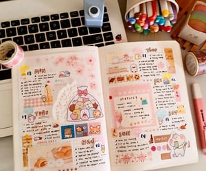 journal, wreck this journal, and bullet journal image