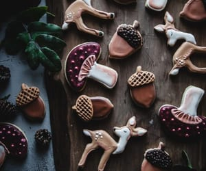Cookies, food, and autumn image