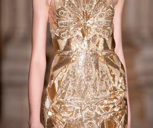 fashion, runway, and lfw image