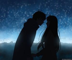anime, kimi ni todoke, and couple image