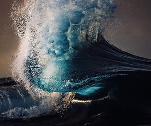 wave and sea image