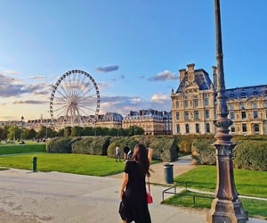 france, girl, and like image