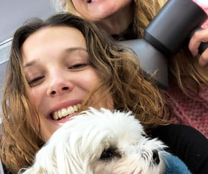 millie bobby brown and millie image
