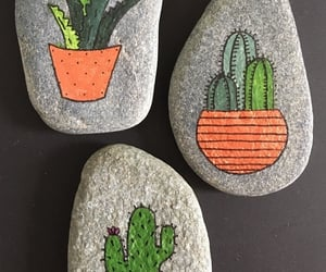 cactus and doodles image