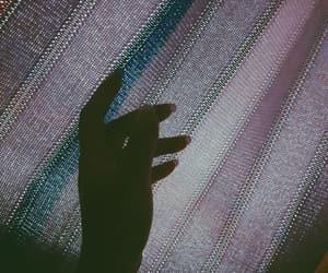 art, hand, and nail image