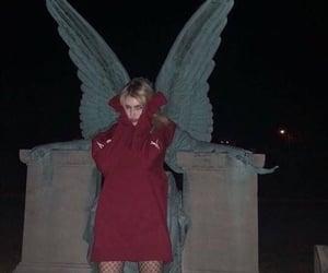angel, aesthetic, and dark image