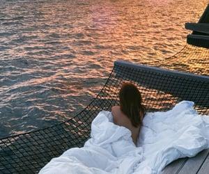 blogger, holidays, and sea image