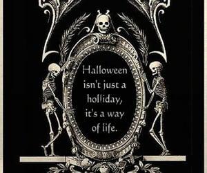 Halloween, dark, and life image