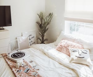 apartment, boho, and decor image