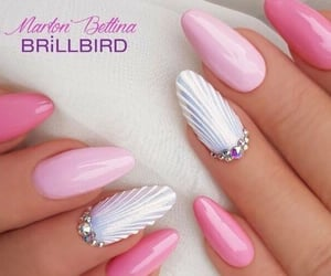 color, design, and nails image
