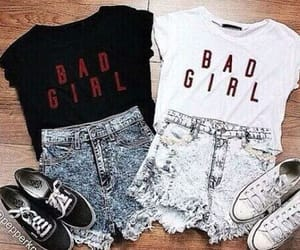 bad girl, best friends, and friendship image