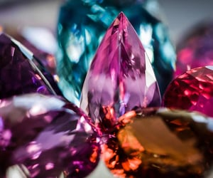 aesthetic, emerald, and gems image