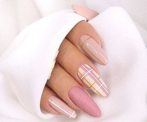 art, girls, and nails image