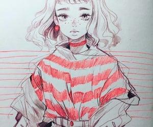 garota, menina, and wallpaper image
