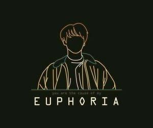 bts, jungkook, and euphoria image