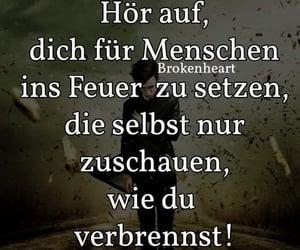 deutsch, fake, and feuer image
