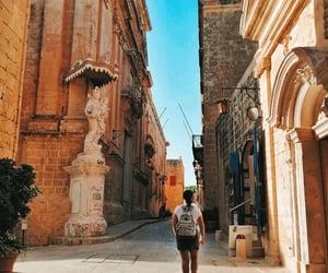 architecture, malta, and travel image