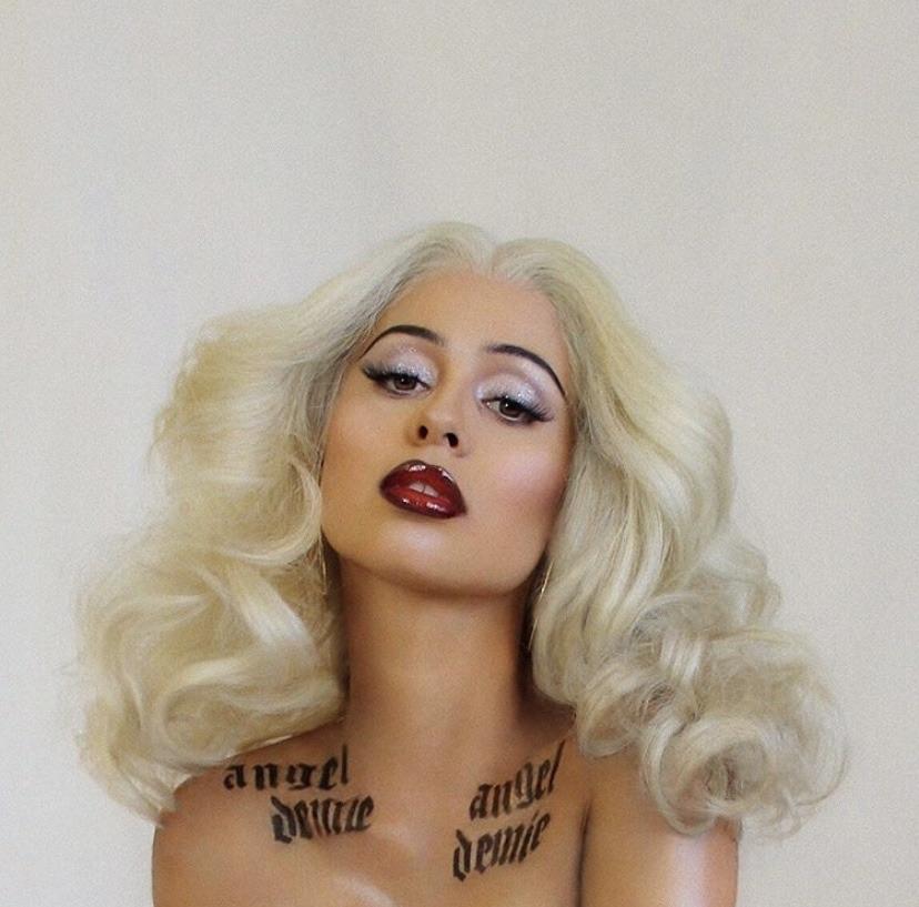 alexa demie, icon, and makeup image