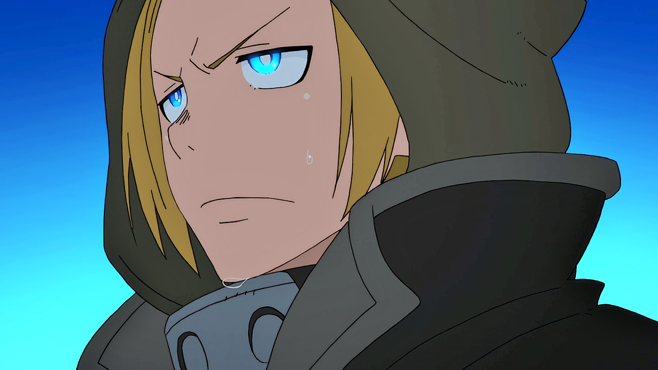Arthur Boyle Discovered By White On We Heart It Fire force ringtones and wallpapers. arthur boyle discovered by white on