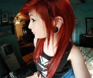 girl, abcdomo, and hair image