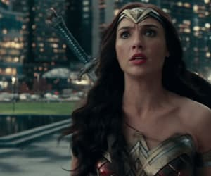 gif, wonder woman, and justice league image