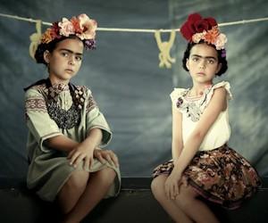 children, Frida, and frida kahlo image