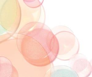aesthetic, bubbles, and orange image