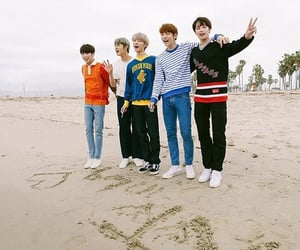 kpop and txt image