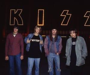 kiss, detroit rock city, and kissband image