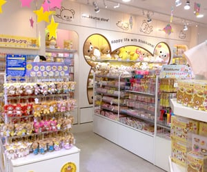 japan, kawaii, and rilakkuma image