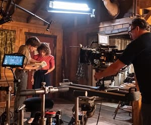 actor, behind the scenes, and jonathan byers image