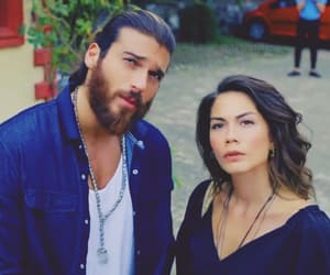 can, sanem, and demet ozdemir image