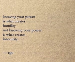 ego, insecurity, and humility image